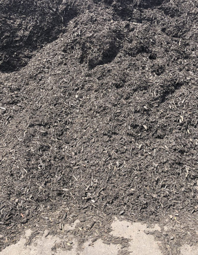 Dark Brown Mulch