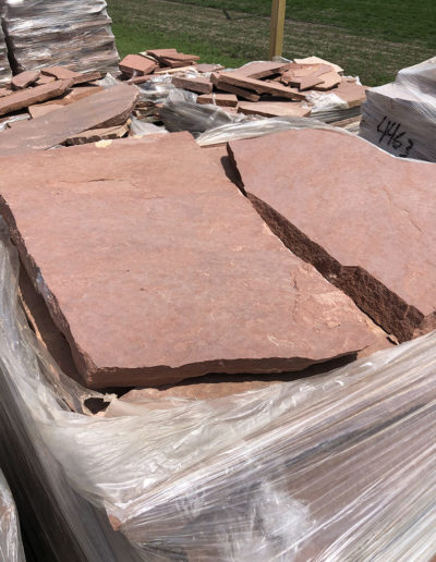 Red Flagstone 2
