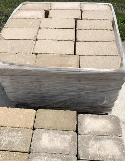 Tumbled Belgian Wall -Tan