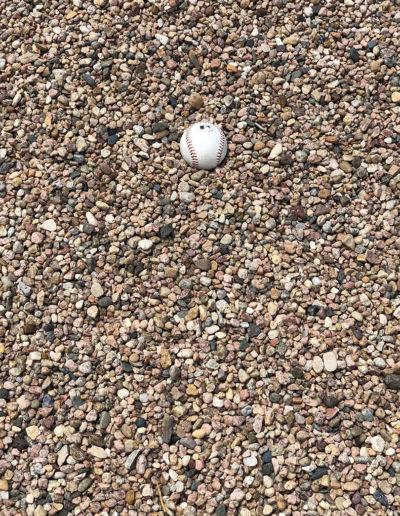 Western Pea Gravel half - three quarter inch